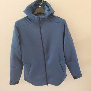 NWT Under Armour Mens Move Airgap Full Zip Hoodie